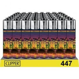 Accendini Clipper - Box 48 - Canal