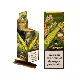 Kingpin Blunt in Canapa x 4 - Original G - Box 25