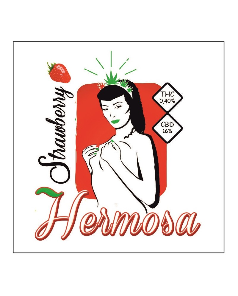 HERMOSA STRABERRY - Conf da 1 gr.