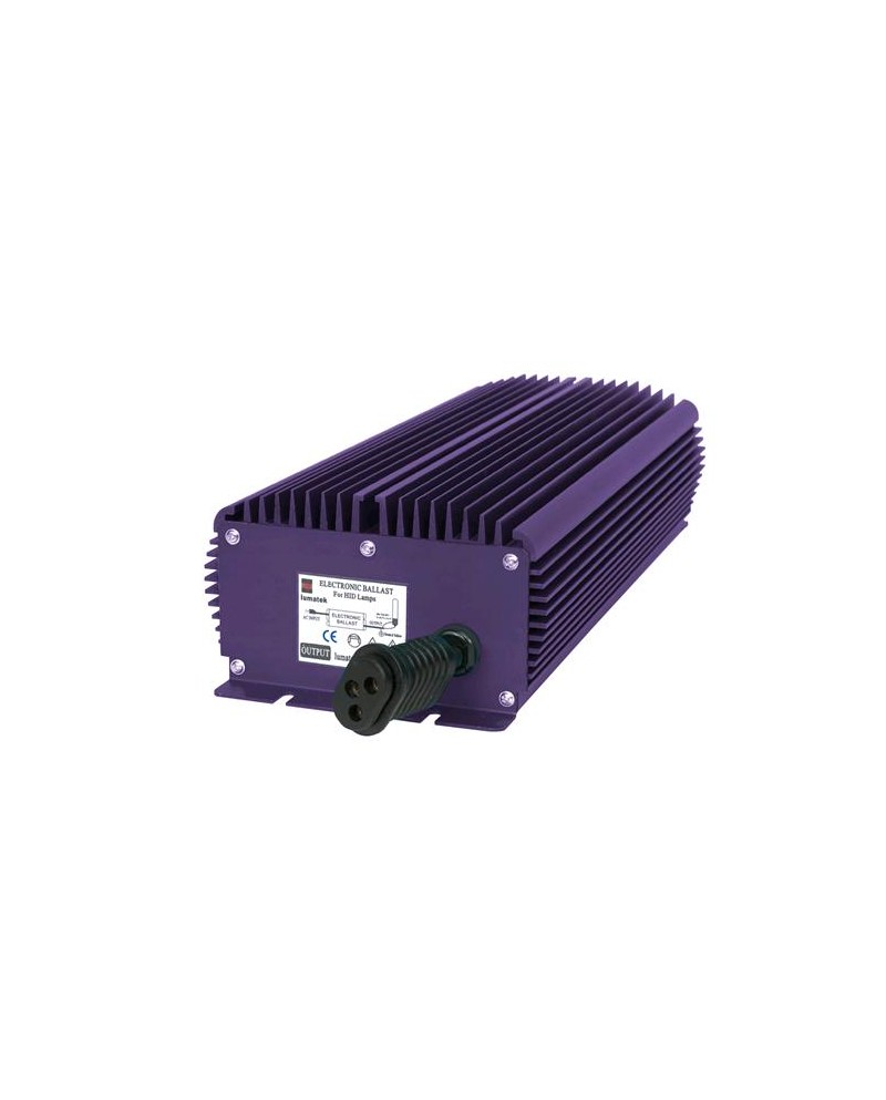 E-BALLAST LUMATEK DIM. 400W (250W - 250W SUPER LUMEN - 400W SUPER LUMEN)