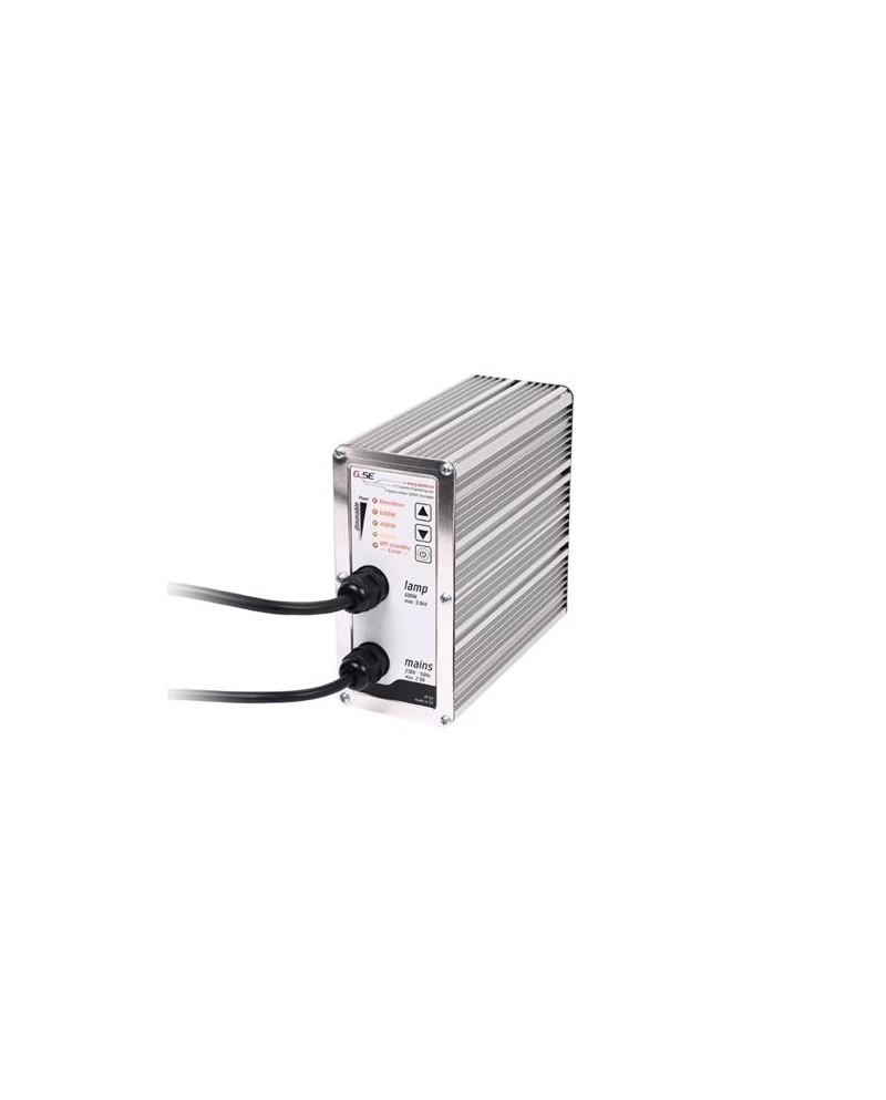GSE - BALLAST ELETTRONICO 600W-250W DIMMERABILE - MADE IN EU