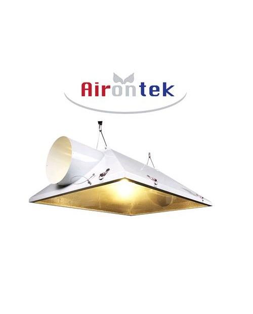 AIRONTEK - RIFLETTORE XL RAFFREDDATO ARIA Ø200 - 70X94CM - HPS/MH