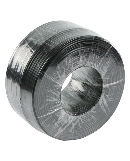 MATASSA CAVO sez. 2 x 2,50 mm. - Guaina PVC diam. 9,30 mm (70°C-220/400V) - BIPOLARE