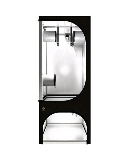 SECRET JARDIN - DARK ROOM TWIN 90X90X220