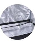 SECRET JARDIN - WATER TRAY - FONDO IN MYLAR PER GROW BOX SECRET JARDIN 100X100