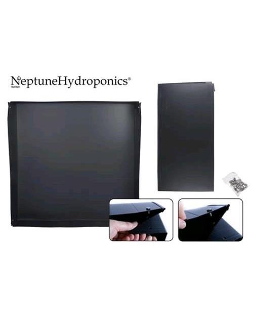 VASSOIO PER IRRIGAZIONE 120X120X12 - NEPTUNE HYDROPONICS