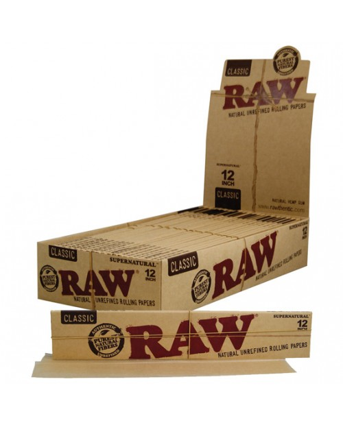Raw Huge - 12 inch rolling papers