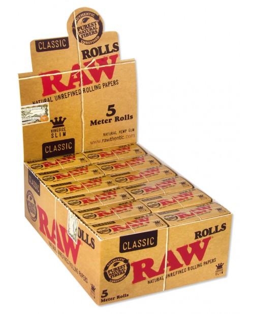 Raw Wiz Khalifa KS Slim Rolling Papers + Tips