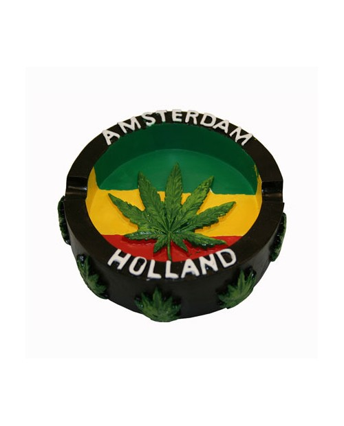 Ashtray - Amsterdam, Holland -
