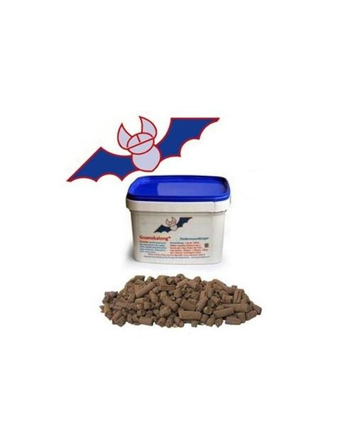 KALONG BAT GUANO PELLETS 0,5 KG