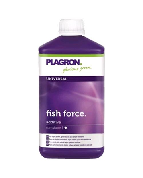 PLAGRON FISH FORCE (VIESEMULSIE) 1L
