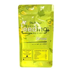 POWDER FEEDING - GROW - 125 GR