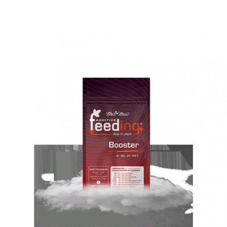 POWDER FEEDING - BOOSTER - 125 GR