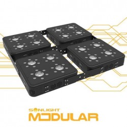 SONLIGHT HYPERLED MODULAR COB+LED 3W 120W PER COLTIVAZIONE INDOOR