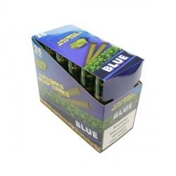 BLUNT PREROLLATO BOX 2 CONES PACCHETTO BLUE