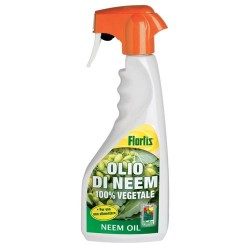 FLORTIS OLIO DI NEEM PRONTO ALL'USO 500ML