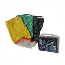 SECRET SMOKE - SECRET ICER - 3 SACCHI