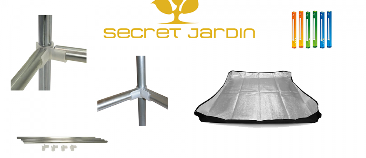 SECRET JARDIN- ACCESSORI BOX